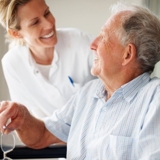 Palliative Begleitung